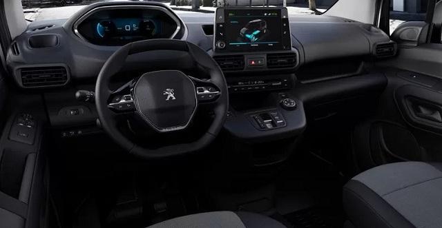 Электрический Peugeot: продажи фургона e-Partner начнутся в 2021 году