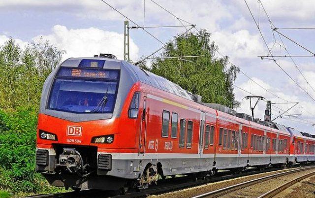 Deutsche Bahn приглашает украинских машинистов на работу