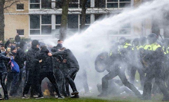 Протест тюльпанов. Почему начались беспорядки в Голландии