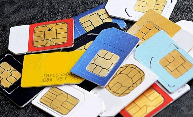 Что делать с сим-картами, которые бесплатно раздают на улице