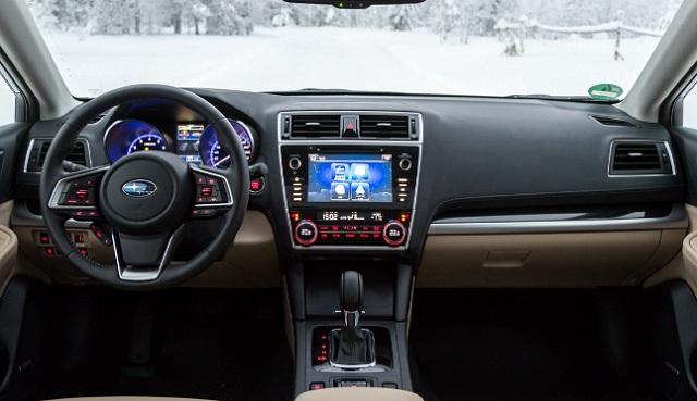 Рестайлинг Subaru Outback: первые фото кросс-универсала