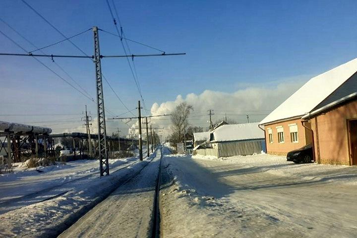 Режим «черного неба» объявлен в Новосибирске, городах Кузбасса и Алтая