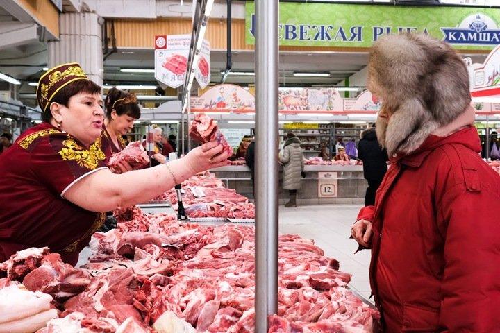 Счетная палата спрогнозировала дефицит продуктов в России