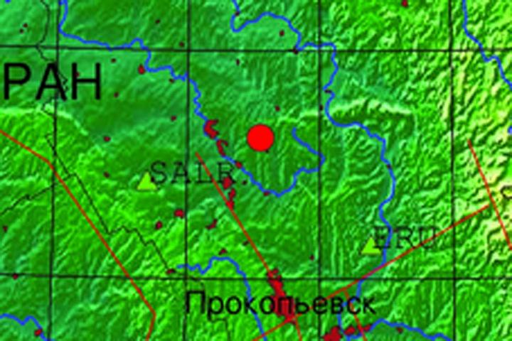 Два землетрясения произошло в Кузбассе у разреза