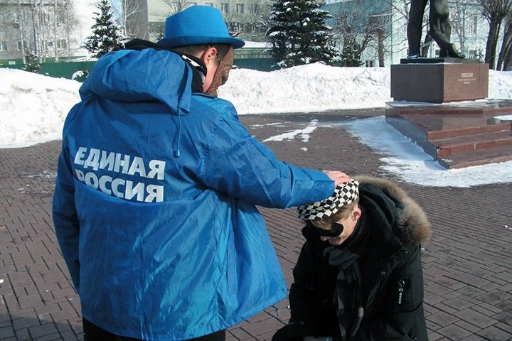 Красноярцы готовят митинг против запретительных законов