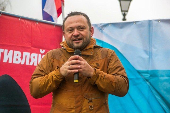 Депутат под арестом и штраф за надпись про Путина. Числа недели