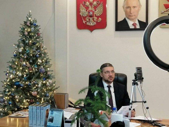 Глава Забайкальского края госпитализирован с коронавирусом