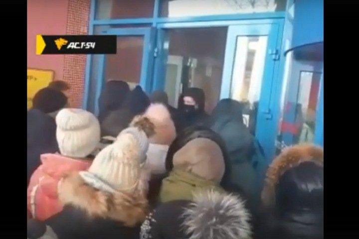 Новосибирский аквапарк поменял охрану после драки с посетителями