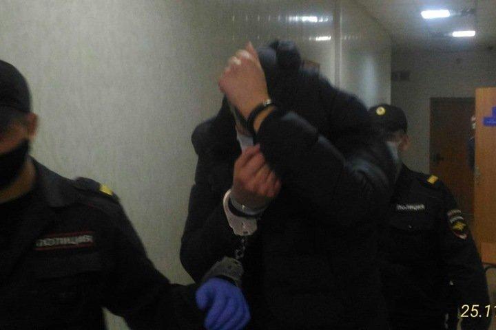 Экс-прокурору Новосибирска продлили арест