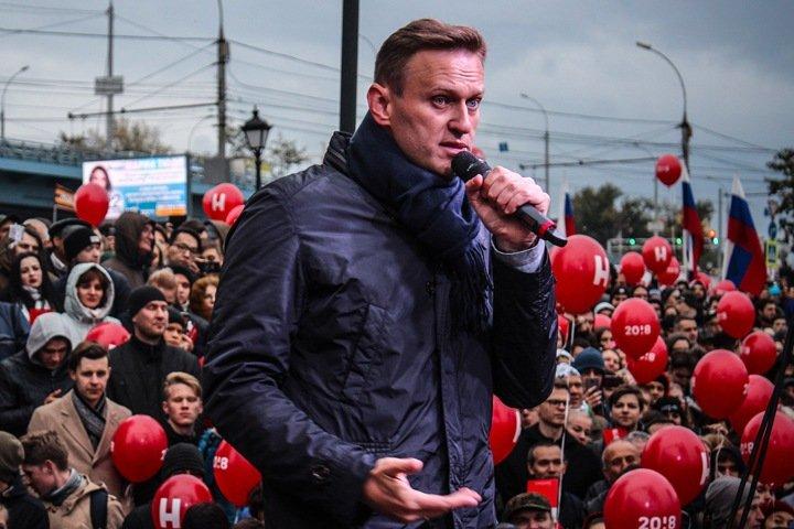 ФСИН попросила заменить Навальному условный срок на реальный