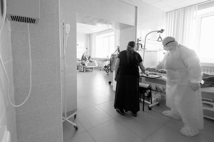 Еще девять человек скончались от коронавируса в Новосибирской области