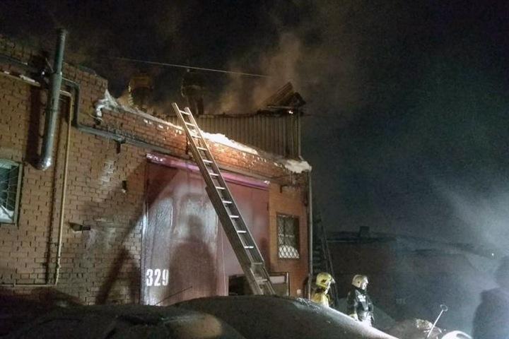 Прокуратура пообещала проверить все гаражные кооперативы после пожара в Новосибирске