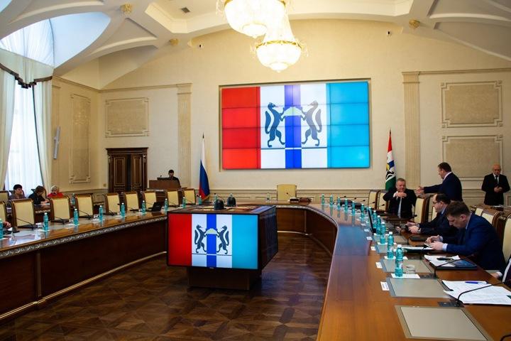 Новосибирское правительство объявило о подаче иска к новостному сайту за клевету