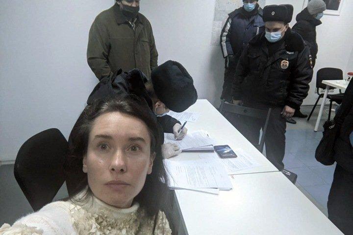 Глава омского штаба Навального: Если меня арестуют, акция все равно состоится
