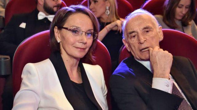 История любви Ирины Купченко и Василия Ланового