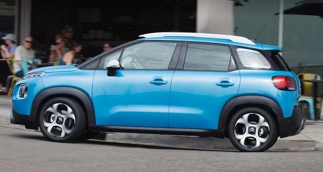 Citroen планирует пустить в серию бюджетный паркетник