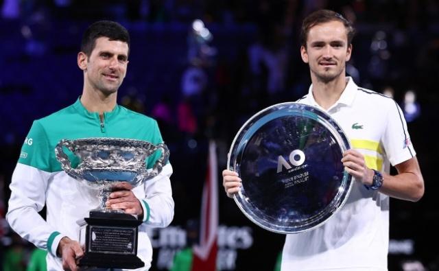 Джокович взял Australian Open: осталось 2 шлема