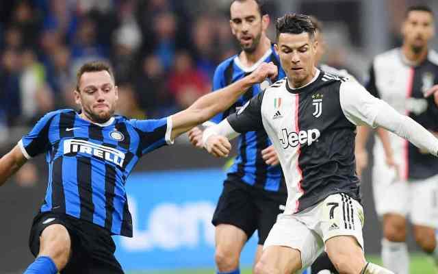 «Ювентус»-«Интер»: забьет ли Роналду в 1-м тайме