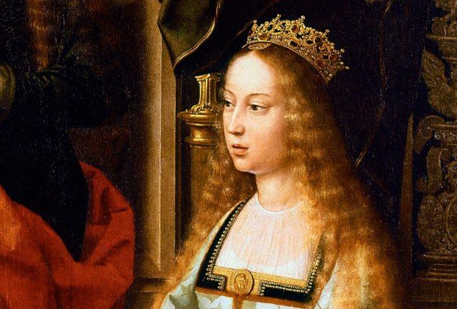 Обет Изабеллы: почему королева Испании не мылась