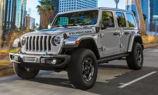 Новая версия Jeep Wrangler получит имя Magneto