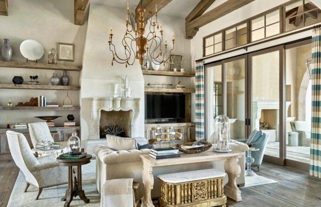 Индивидуальный интерьер: чем хорош стиль кантри в ремонте квартир