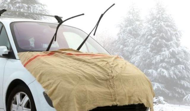 Укутываем авто: когда нужно утеплять двигатель