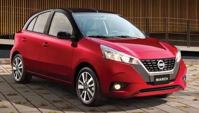 Nissan Micra или March: появилась новая модель