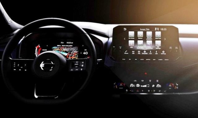 Nissan Qashqai 3-го поколения рассекретили и назвали дату премьеры