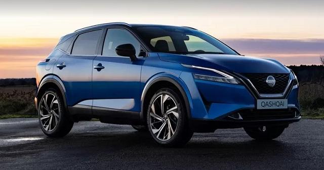 Обновленный Nissan Qashqai: упрощенный вариант