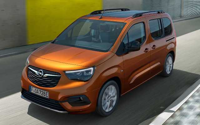 Электрокар Opel Combo-e Life: запас хода 280 км