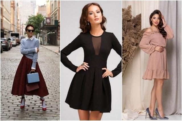 Какие платья стоит носить стильным женщинам в 2021 году