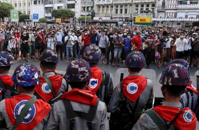 Гражданское противостояние: к чему приведут протесты в Мьянме