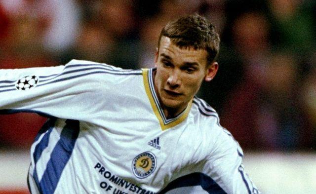 Поверженная Барса: как Шевченко забивал хет-трик в Барселоне