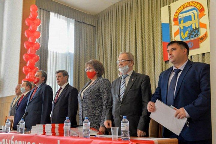 Новосибирские коммунисты назвали кандидатов в Госдуму