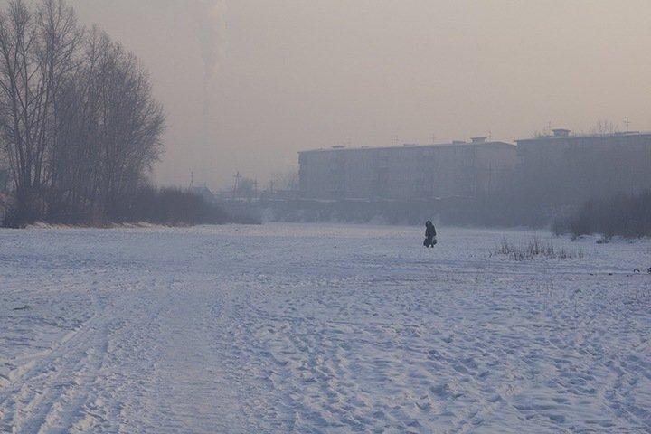 Четыре города Сибири признаны самыми некомфортными в стране