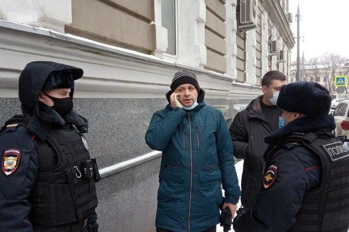 Сергей Смирнов должен быть освобожден. Заявление о главреде «Медиазоны»