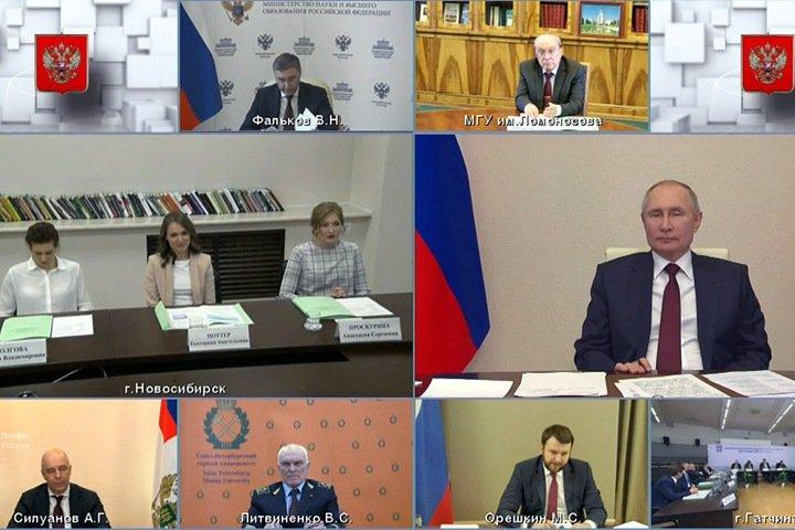 Как отреагировали власти на недофинансирование новосибирских ученых: «Кто вас мог подучить рассказать президенту?»
