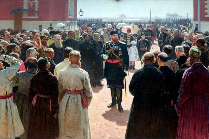 «Русский мир»: этнос на обломках империи