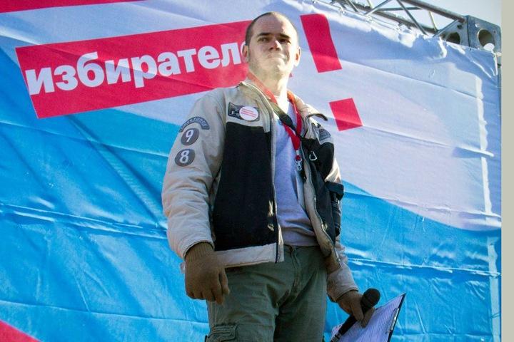 Замкоординатора иркутского штаба Навального объявил о выдвижении в Госдуму