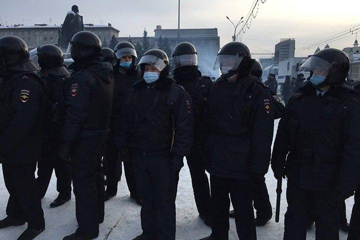 Новосибирского студента оштрафовали за митинг, которого не было