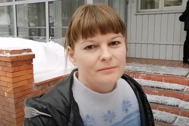 Новосибирский суд арестовал участницу пикетов в поддержку Хабаровска