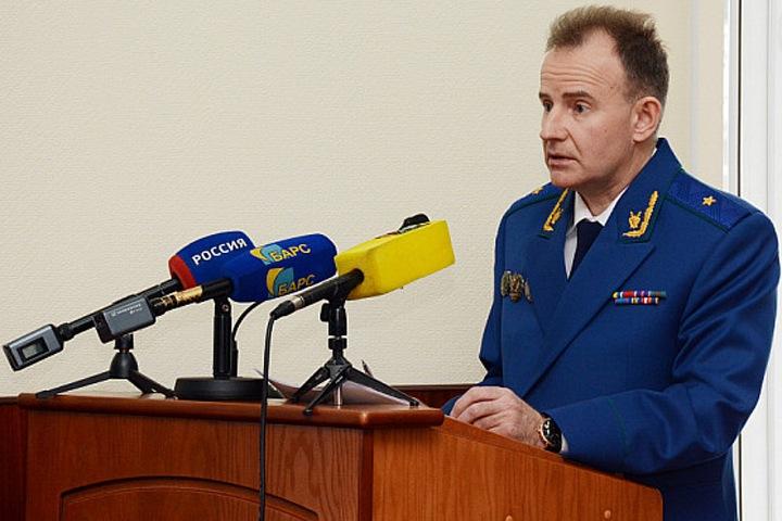 Иркутянам подобрали нового прокурора в Иваново