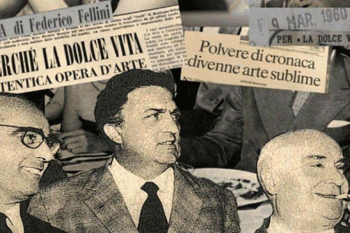 Фестиваль итальянского кино в Новосибирске: опустевшая Венеция и Рим семидесятых