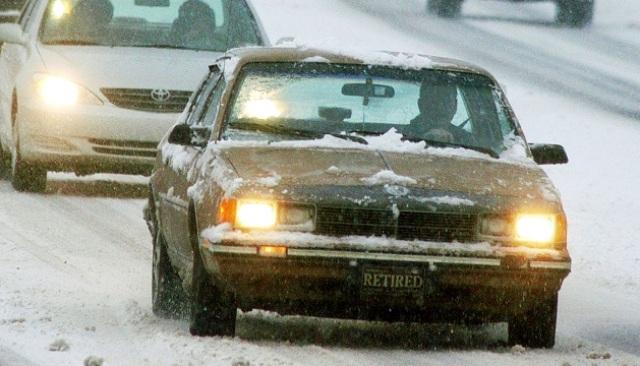 Осторожно коррозия: как следить зимой за кузовом авто