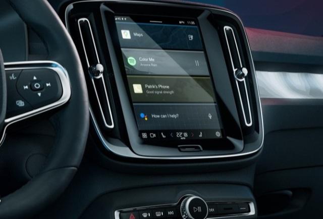 Volvo Recharge: увеличенный запас хода 420 км