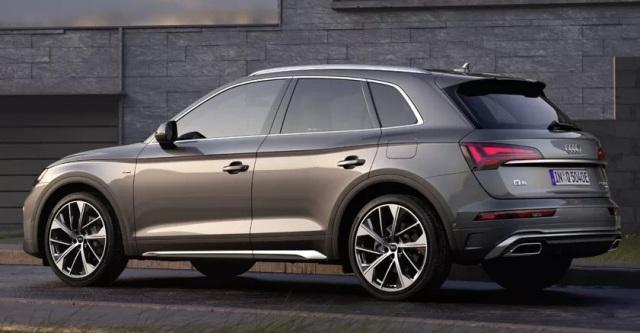 Audi Q5 e-tron: вышла нова серия кроссовера