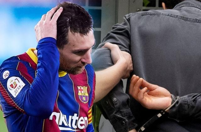 Обыски и аресты: что происходит в «Барселоне»