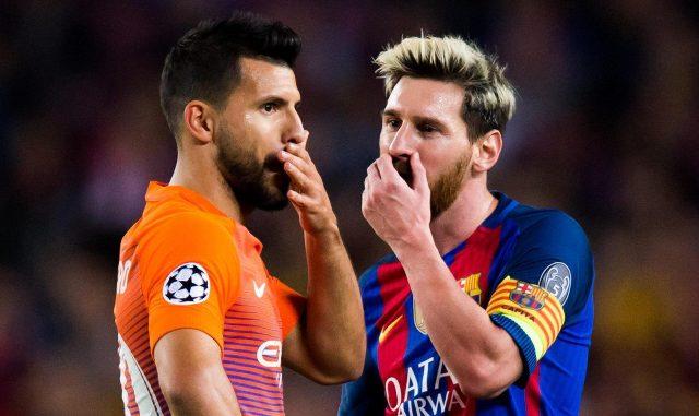 Аргентинский тандем: Агуэро оптимальный трансфер для Барселоны