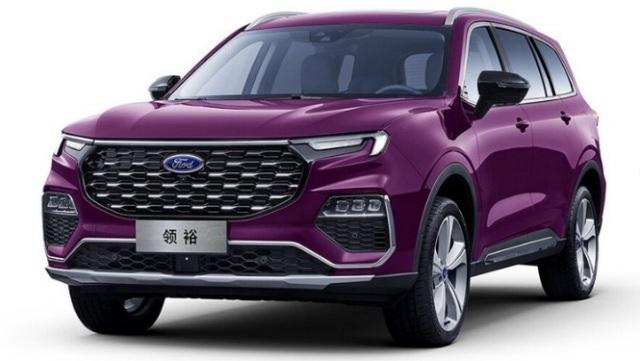 Ford Equator поступит в продажу: передний привод и низкие цены