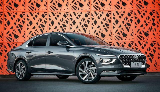 Седан Hyundai Mistra: новый имидж и цена